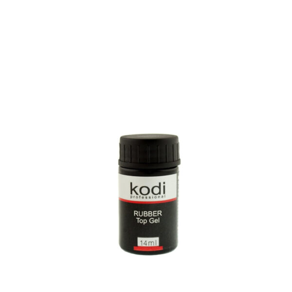 Топ каучуковый Kodi RUBBER Top Gel, 14 мл